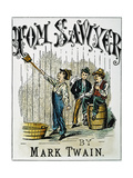 Clemens: Tom Sawyer Print