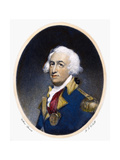 Horatio Gates (C. 1728-1806) Print by Gilbert Stuart