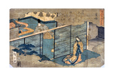 Japan: Tale of Genji Giclee Print by Hiroshige Ando
