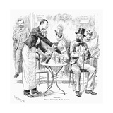 Absinthe, 1887 Giclee Print by William Douglas Almond