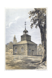 New York: Jamaica Church Giclee Print