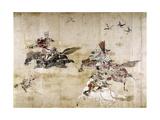 Japan: Gosannen War, C. 1086 Prints
