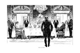 Lucky Rich, 1896 Giclee Print by Charles Dana Gibson