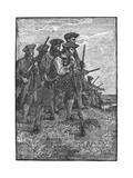 Minutemen, C1776 Prints