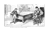 Juvenile Delinquency, 1881 Giclee Print by W.A. Rogers