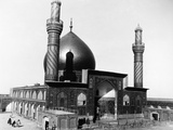 Iraq: Al Askari Mosque Photographic Print
