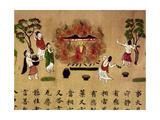 Buddha Giclee Print