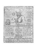 Paracelsus (1493-1541) Prints by Balthazar Jenichen