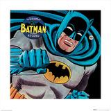 Batman - 45rpm Record Posters