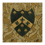 Noble Crest IV Giclee Print by Vision Studio