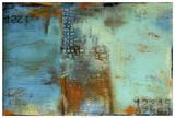 Deja Blue Giclee Print by Erin Ashley