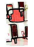 Wine Montage I Art by Amy Lighthall