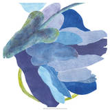 Sideways Indigo I Giclee Print by Carolyn Roth