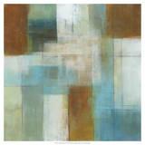 Lake Blue Essence I Giclee Print by W. Green-Aldridge