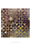 Mystic Tiles I Prints by James Burghardt