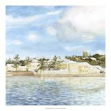 Bermuda Shore II Giclee Print by Megan Meagher