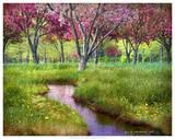 Summer Spring Giclée-Druck von Chris Vest