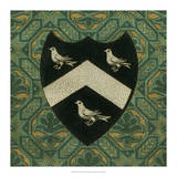 Noble Crest II Giclee Print by Vision Studio