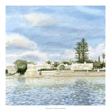 Bermuda Shore I Giclee Print by Megan Meagher