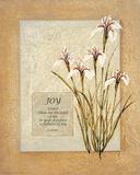 Joy (Psalm 16.11) Posters