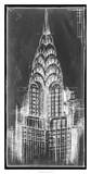 Chrysler Blueprint Giclee Print by Ethan Harper