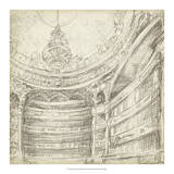 Interior Architectural Study II Giclee Print by Ethan Harper