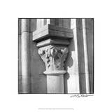 Architecture Detail IV Budapest Premium Giclee Print by Laura Denardo