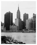 NYC Skyline III Giclee Print by Jeff Pica