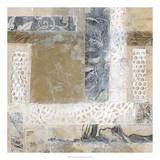 Lace Collage II Giclee Print by Jennifer Goldberger