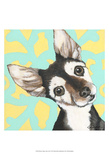 Dlynn's Dogs - Jules Vern Prints by Dlynn Roll