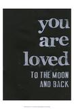 When I Saw You... V Posters by Deborah Velasquez