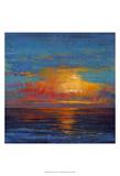 Sun Down I Obra de arte por Tim O'toole