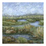 Marshland IV Giclee Print by Beverly Crawford