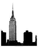 NYC Skyline I Giclee Print by Jeff Pica