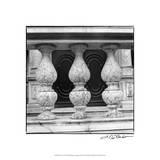 Architecture Detail VIII Budapest Premium Giclee Print by Laura Denardo