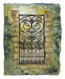 Iron Gate I Giclee Print by M. Wagner-Heaton