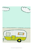 Camping II Prints by Amy Lighthall