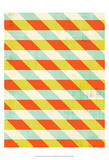 Summer Pattern I Prints by Amy Lighthall