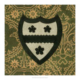 Noble Crest VI Giclee Print by Vision Studio