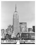 NYC Skyline IV Giclee Print by Jeff Pica