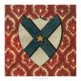 Noble Crest VII Giclee Print by Vision Studio