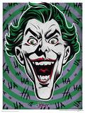 The Joker - Hahaha Poster Masterprint