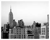 NYC Skyline VI Giclee Print by Jeff Pica