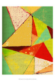 Triangles I Prints by Amy Lighthall