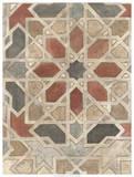 Non-Embellished Marrakesh Design II Giclee-trykk av Megan Meagher