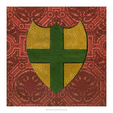 Noble Crest I Giclee Print by Vision Studio