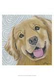 Dlynn's Dogs - Cosmo Art by Dlynn Roll