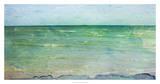 Crystal Coast Giclee Print by Pam Ilosky