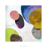 Orbe Aura I Premium Giclee Print by Sisa Jasper