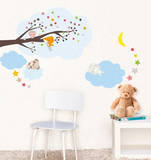 Sleepers Kids Wall Decals Wall Decal